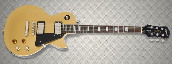 Epiphone Joe Bonamassa Les Paul Goldtop
