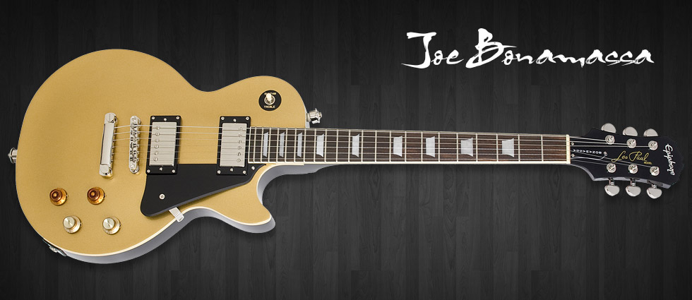 Joe Bonamassa signature model
