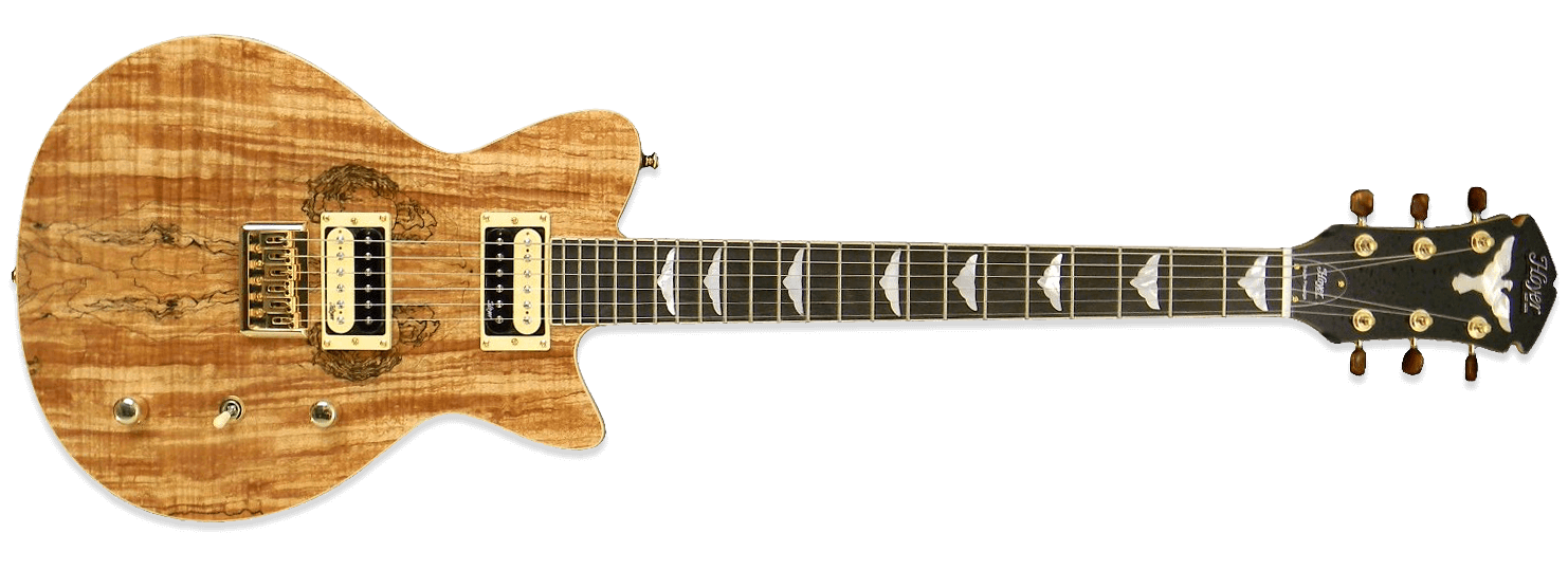 Hoyer Eagle Prestige Natural Spalted