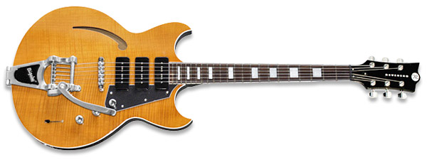 Reverend Manta Ray 390 limited edition