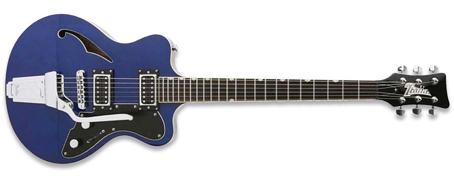 Italia Maranello 61 Blue