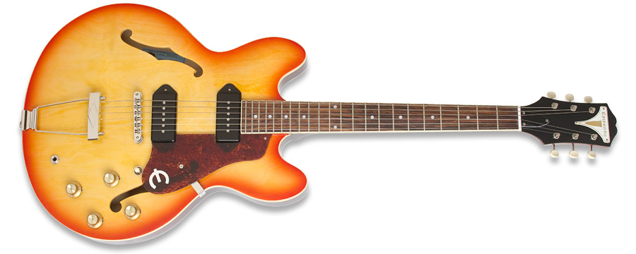 Epiphone Casino 1961 50th Anniversary Royal Tan