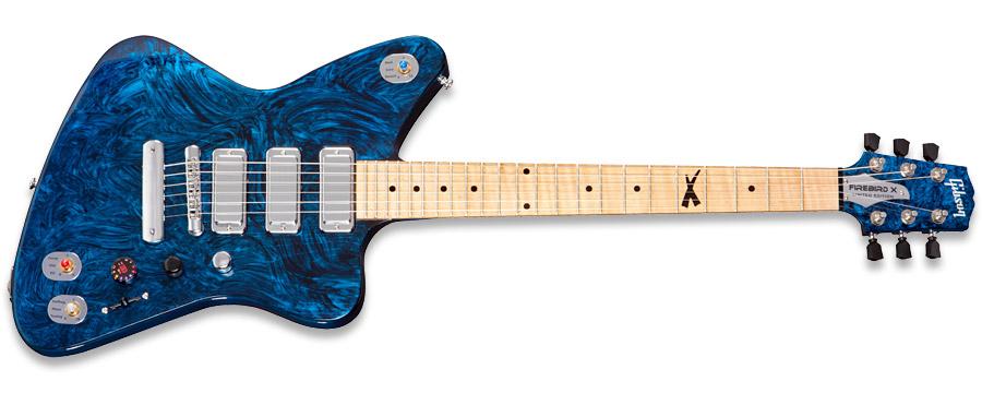 Gibson Firebird X Bluevolution