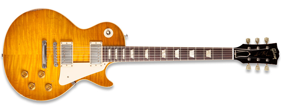 Gibson Collector's Choice #2 1959 Les Paul Goldie