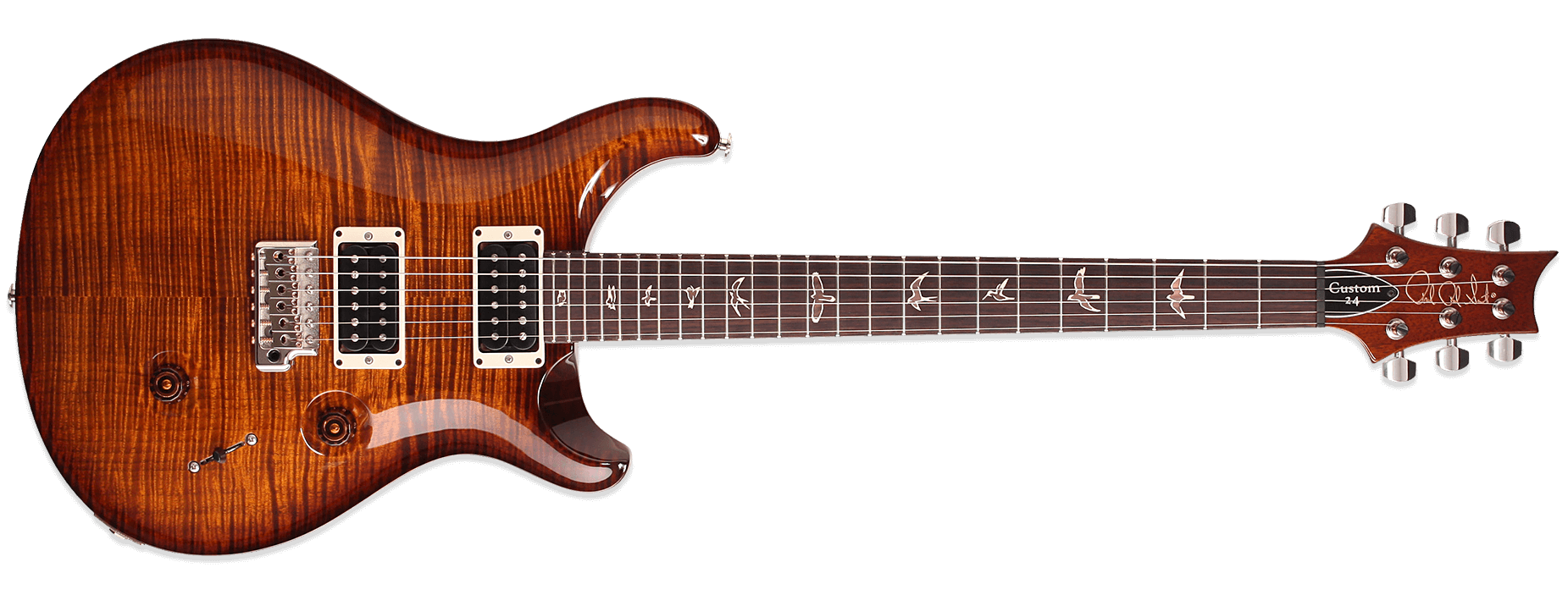 PRS 2011 Custom 24 10-Top