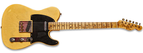 Fender Broadcaster 60th Anniversary