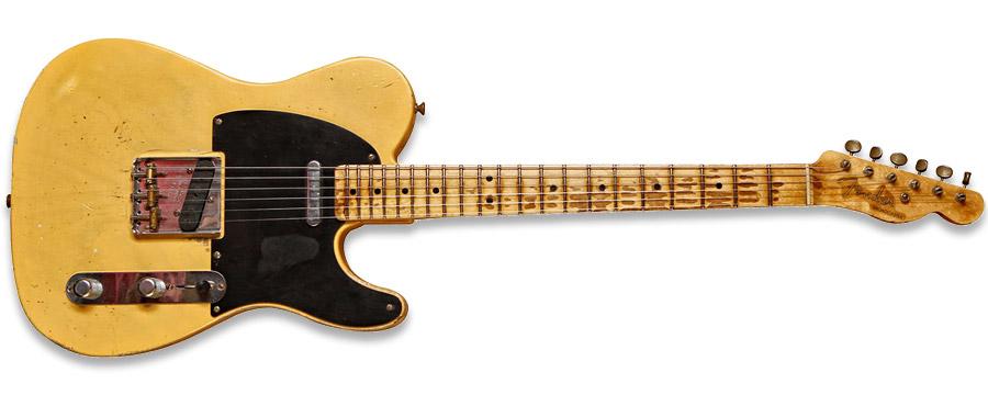 Fender Broadcaster 60th Anniversary