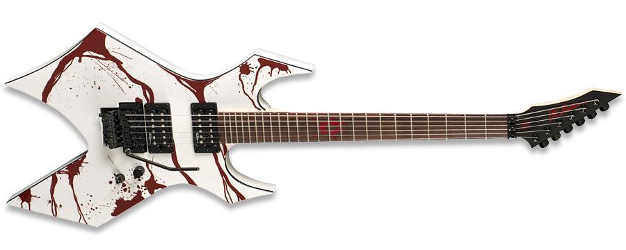 BC Rich Joey Jordison Warlock II