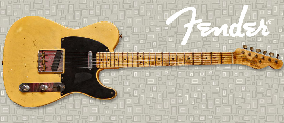 Fender 60th Anniversary Broadcaster