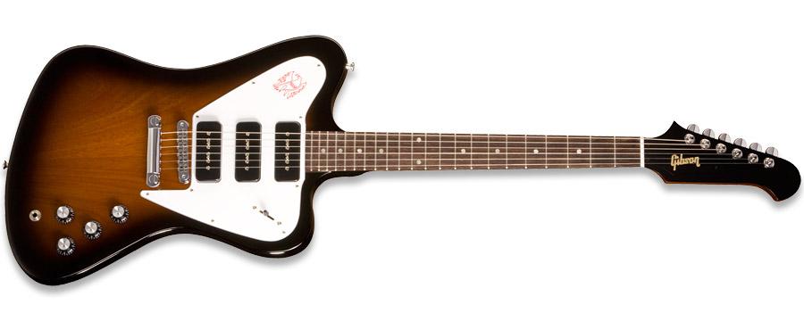 Gibson Firebird Studio Non-Reverse Vintage Sunburst