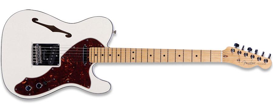 Fender Telebration Modern Thinline Telecaster