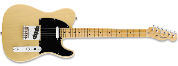 Fender Telecaster 60th Anniversary
