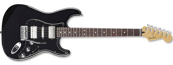 Fender Blacktop Stratocaster HSH
