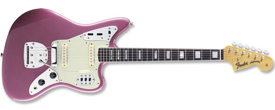 Fender 50th Anniversary Jaguar – Guitar Planet