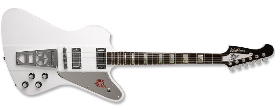Washburn Paul Stanley Starfire PS2012