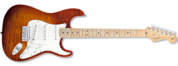 Fender Select Series Stratocaster