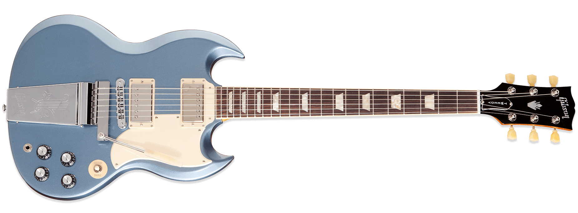 Gibson Jeff Tweedy Signature SG Pelham Blue