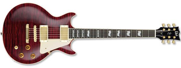 ESP LTD Kirk Hammett KH DC