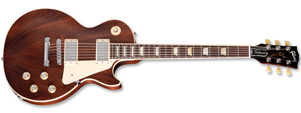 Gibson Les Paul Traditional Mahogany Satin