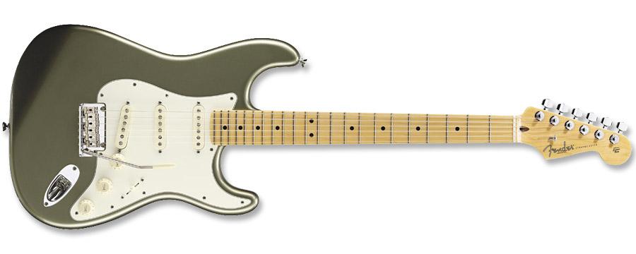 Fender American Standard Stratocaster 2012 Jade Pearl