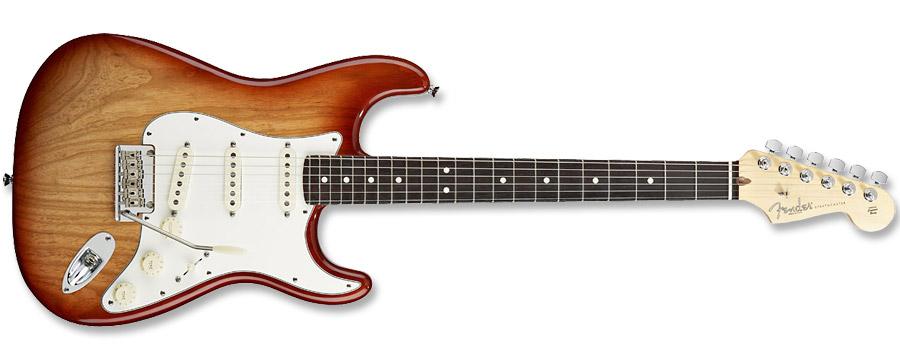 Fender American Standard Stratocaster 2012 Sienna Sunburst