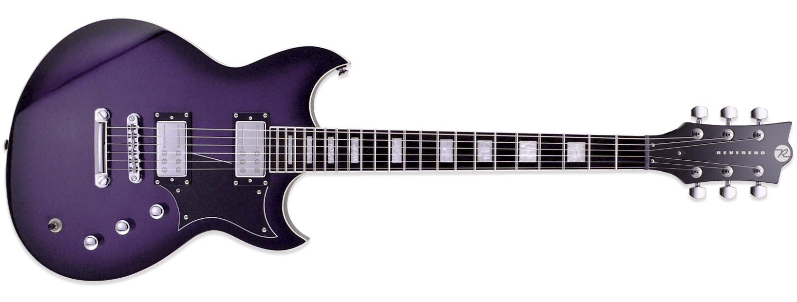 Reverend Sensai RA Purple Burst