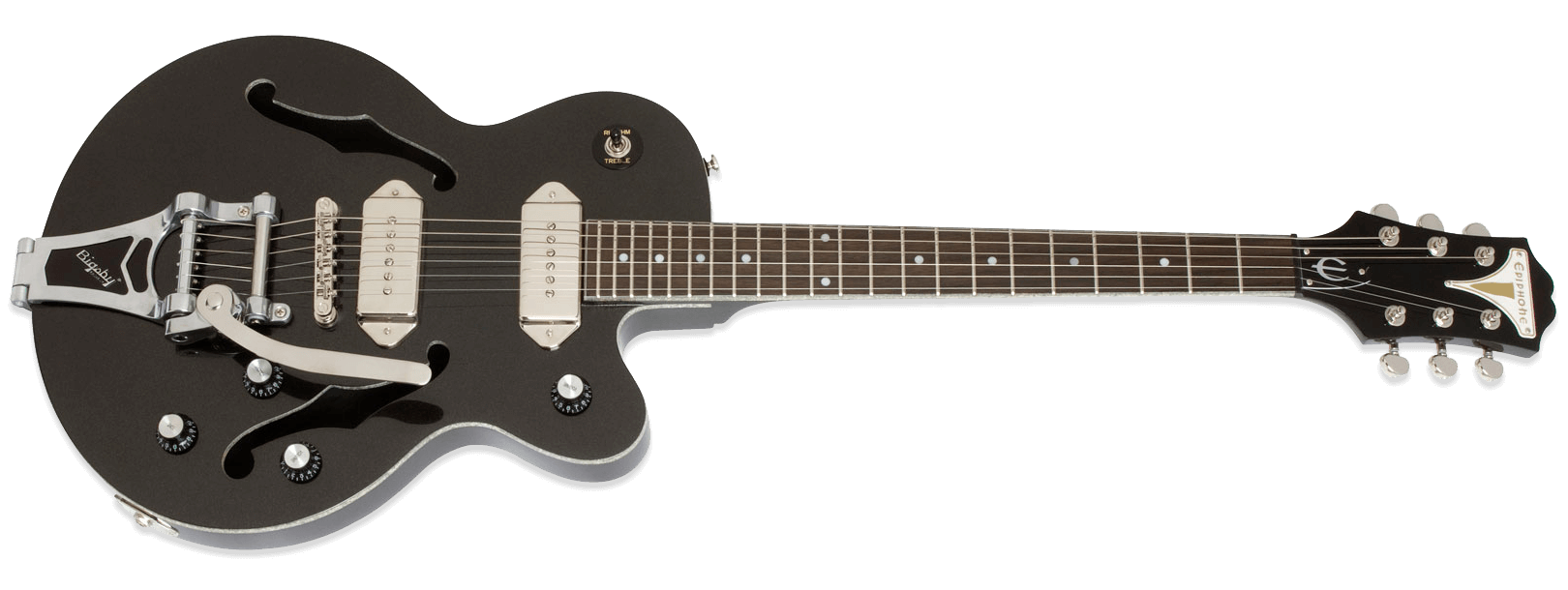 Epiphone Wildkat Black Royale