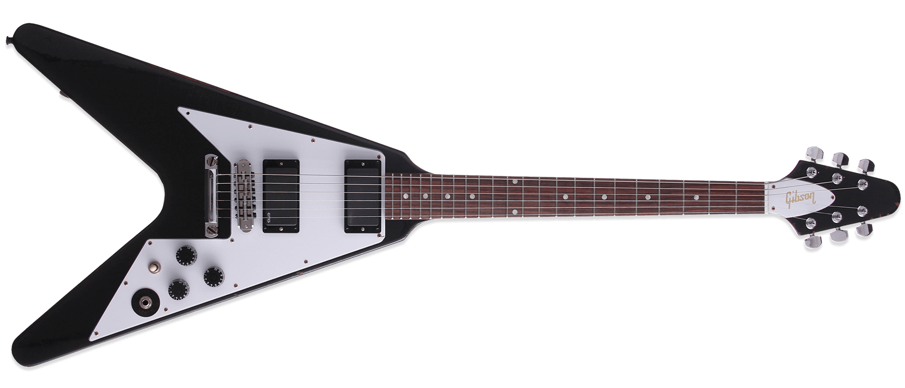 Gibson Kirk Hammett Flying-V – Guitar Planet