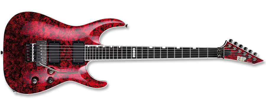ESP Horizon FR Volcano Red