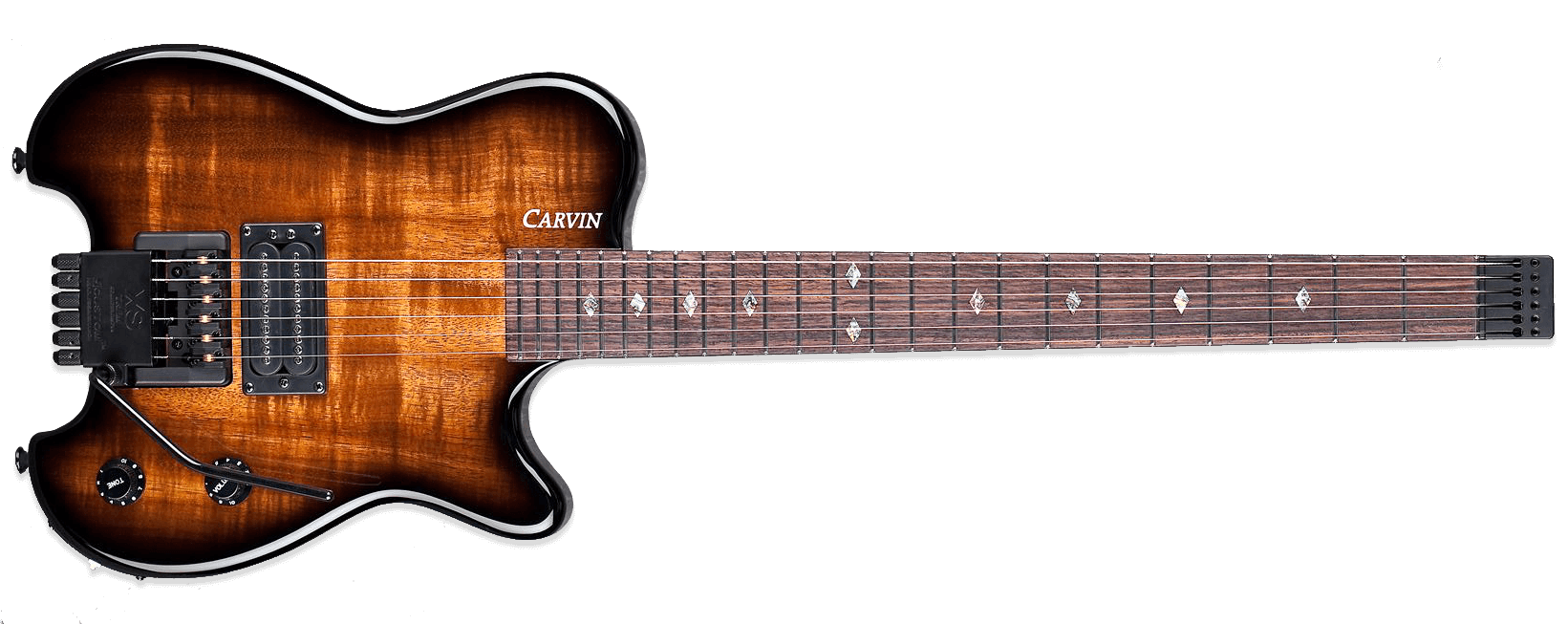 Carvin Allan Holdsworth HH1 Tobacco Burst