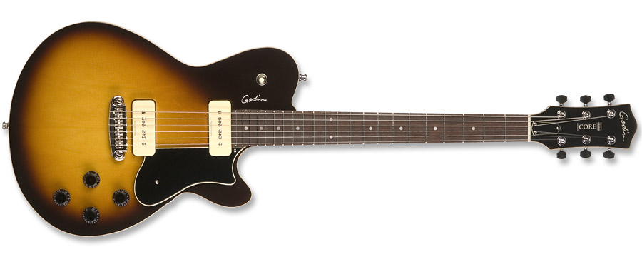 Godin Core P90 Sunburst