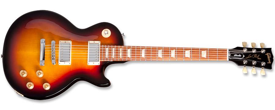 Gibson Les Paul Studio 2012 Fireburst
