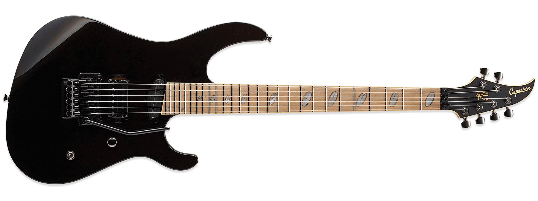 Caparison Horus M3 MF Trans Spectrum Black