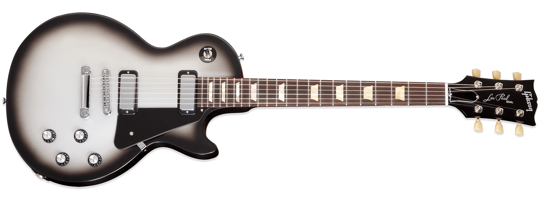 Gibson Les Paul Studio 70s Tribute Satin Silver Burst