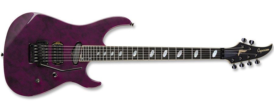Caparison Horus M3 EF Black Rose