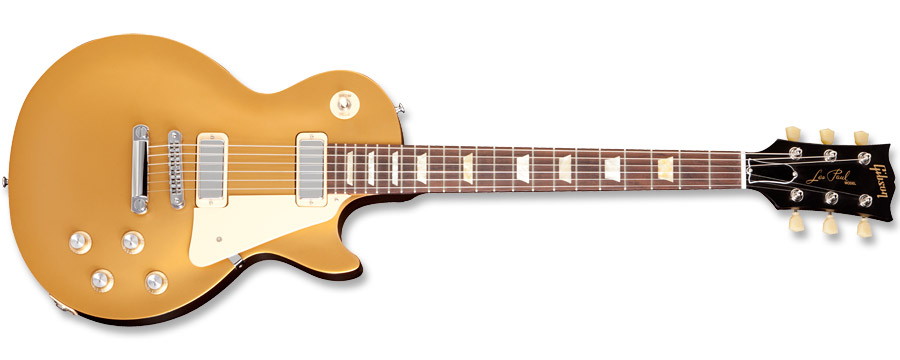 Gibson Les Paul Studio 70s Tribute Gold Top