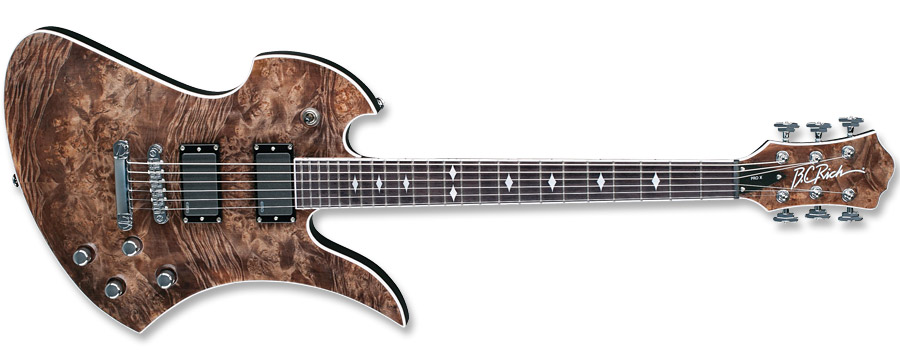 BC Rich Pro X Mockingbird Hardtail