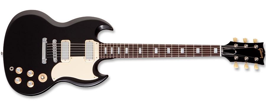 Gibson SG Special 70s Tribute Satin Ebony