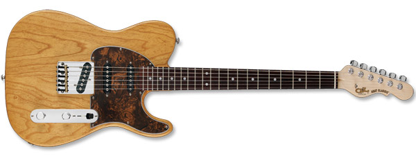 G&L Special Collection ASAT Classic S