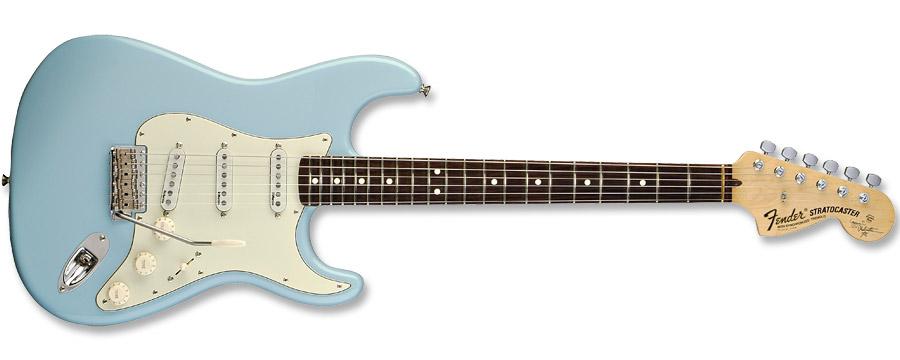 Fender Yngwie Malmsteen Stratocaster Sonic Blue