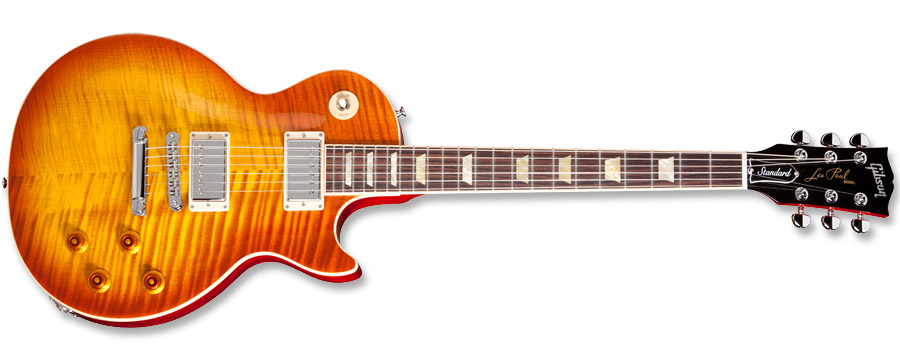 Gibson Les Paul Standard 2012 Light Burst