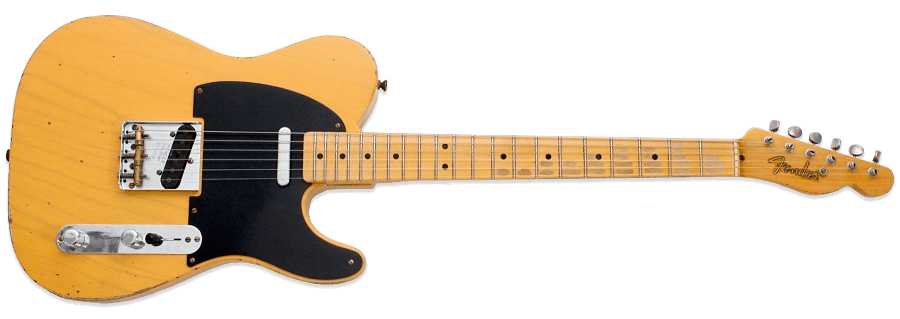 Fender 51 Custom Shop Nocaster Relic