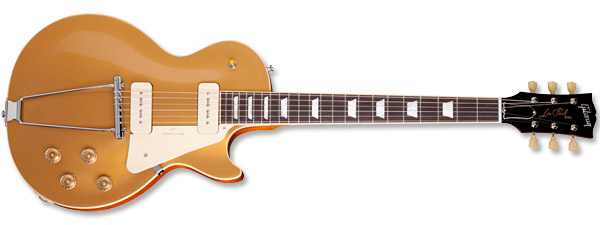Gibson Les Paul 60th Anniversary Goldtop