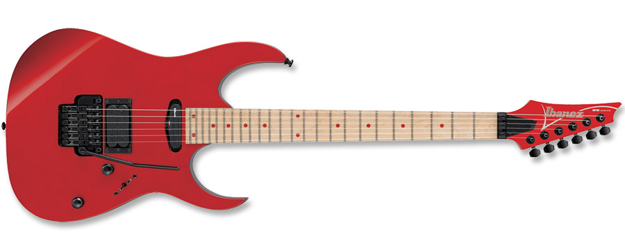 Ibanez RG3XXV RG 25th Anniversary Candy Apple Red