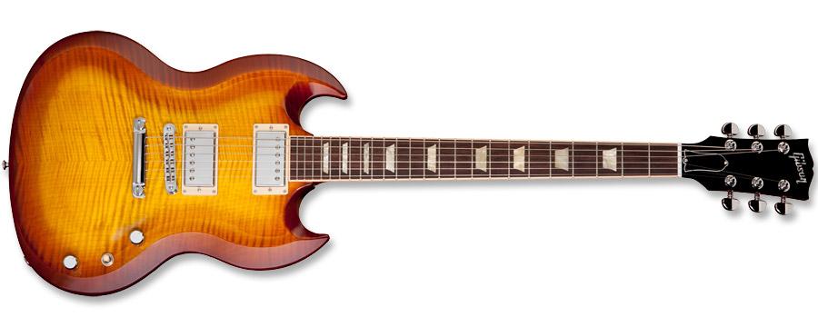 Gibson SG Diablo Premium Plus Iced Tea