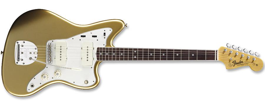 Fender American Vintage 65 Jazzmaster Aztec Gold