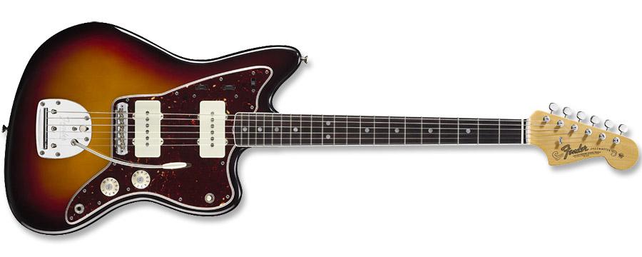 Fender American Vintage 65 Jazzmaster 3-color Sunburst