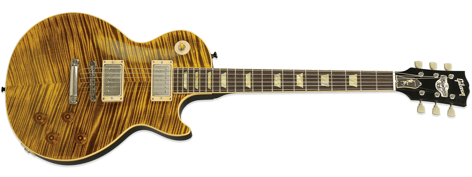 Gibson Les Paul Joe Perry Boneyard