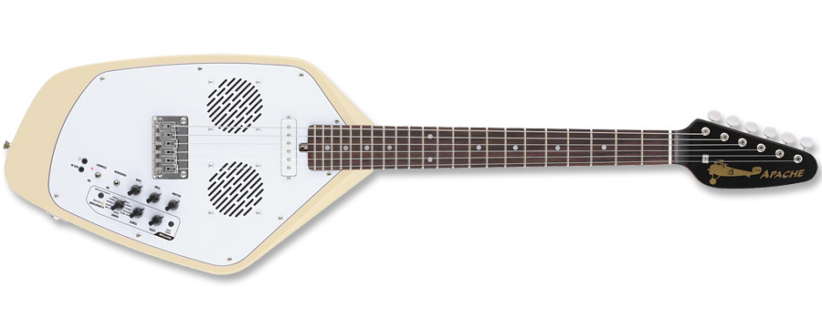 VOX Apache II Phantom Travel White