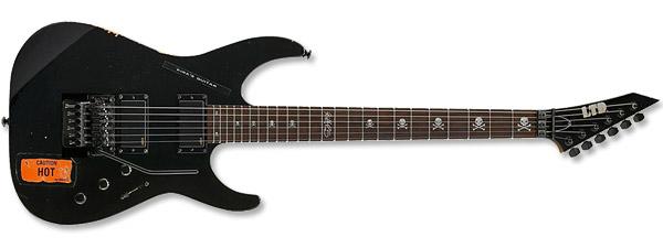 ESP LTD Kirk Hammett KH-25